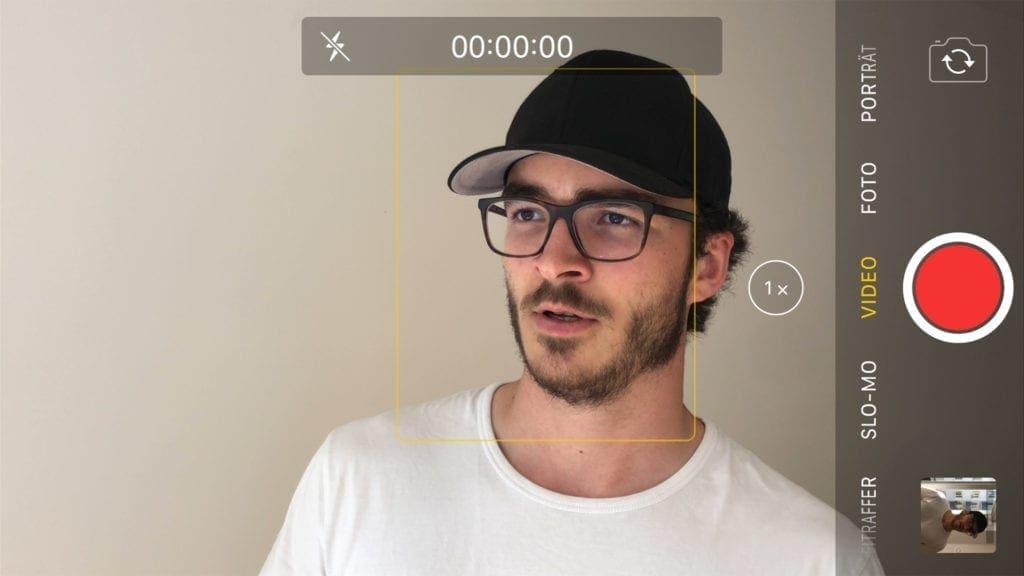 Handyvideo Drehen