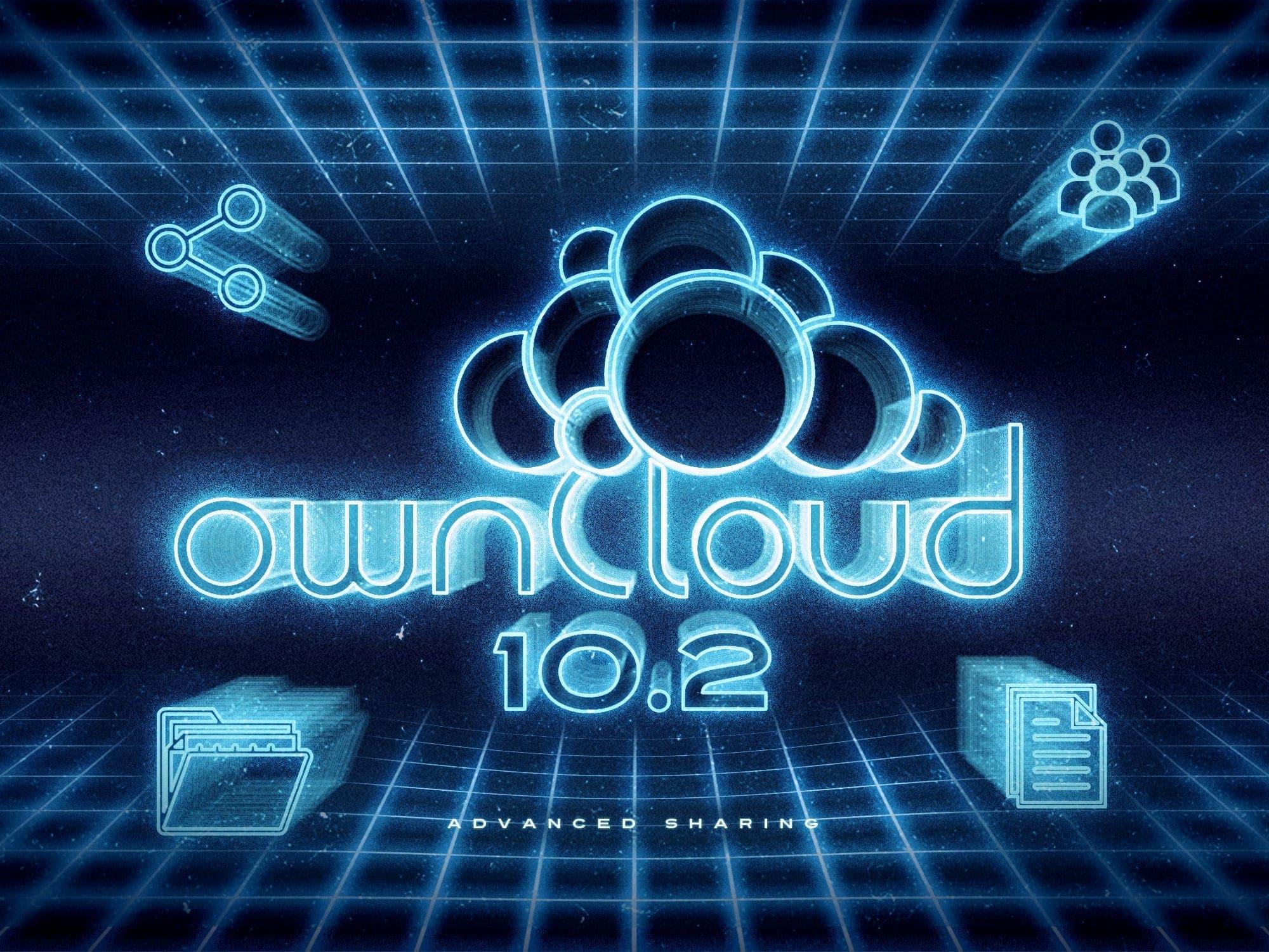 Owncloud 10.2 verbessert Federated Shares