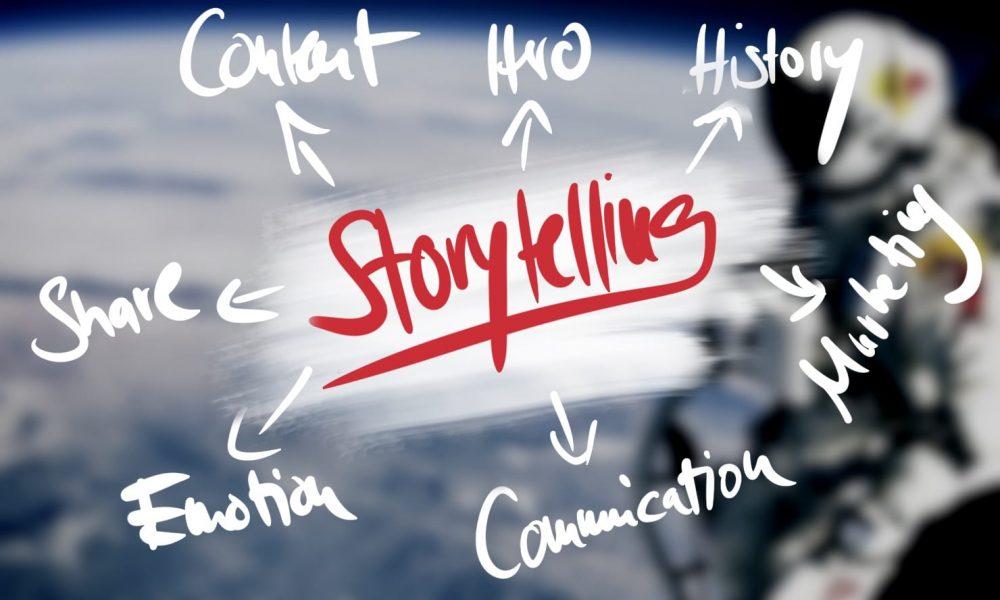 In unserem Blogbeitrag erklären wir, warum Corporate Storytelling für die Content MArketing-Strategien von Unternehmen essenziell ist.